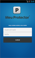 Screenshot of Meu Protector
