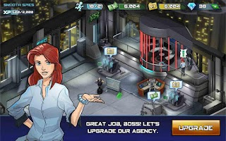 Screenshot of Spy Wars