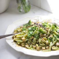 Yellow Bean Salad
