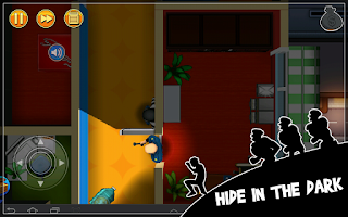 Screenshot of Robbery Bob Free