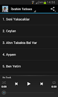 Screenshot of İbrahim Tatlıses