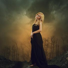 Beauty by Karazy Shooke - Digital Art People ( nature, digital art, beauty, digital photography, digital )