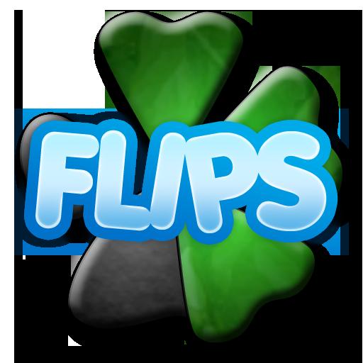 Flips LOGO-APP點子
