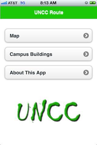UNCC Route