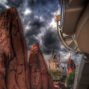 Winter is coming... by David Whitehead - City,  Street & Park  Amusement Parks