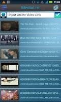 Screenshot of Video Player HD(VPlayer Codec)