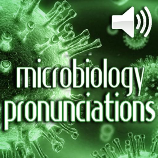 Microbiology Pronunciations LOGO-APP點子