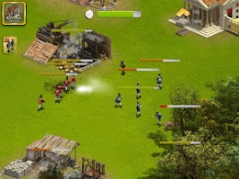 Screenshot of Colonies vs Empire