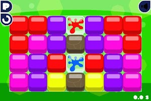 Screenshot of Bubble Blocks 2