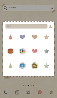 Screenshot of Quilt Cloud Dodol Theme