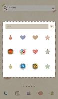 Screenshot of Quilt Cloud Dodol Theme