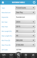 Screenshot of BoatingBay: Boats For Sale