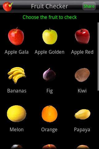 FruitChecker