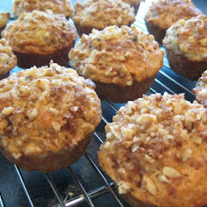 Banana Oatmeal Muffins (Or Bread)
