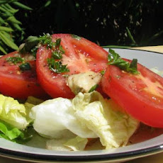 Marinated Tomatoes for Your Salad (Or As a Side Dish!)