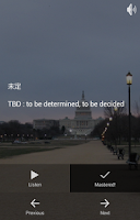 Screenshot of Tsukin-Eigo(Learn EN from JP)