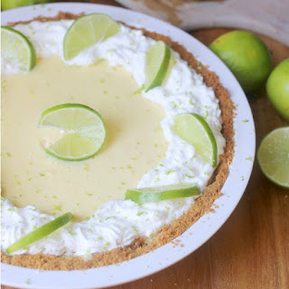 Perfect Key Lime Pie- Only 5 Ingredients!