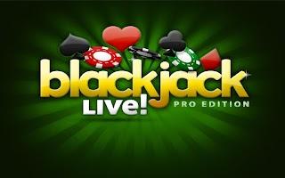 Screenshot of Blackjack LIVE: Pro Edition