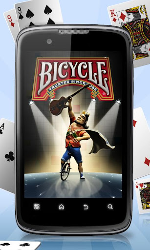 Bicycle® Jacked Up ™ Саrd Game