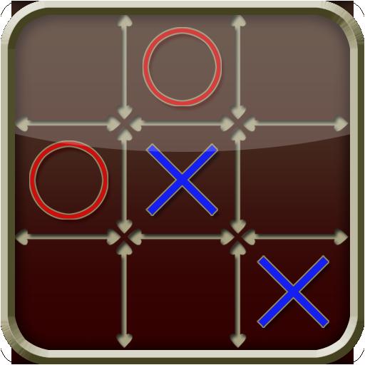 マルバツ(○vs×) 休閒 App LOGO-APP試玩