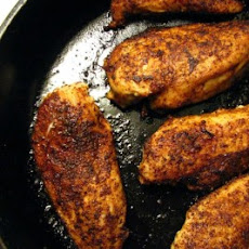 Spiced Roast Chicken Breast