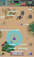 Screenshot of The King Of Space Fighters
