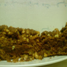Wicklewood's Spicy Gluten Free Walnut and Date Cake