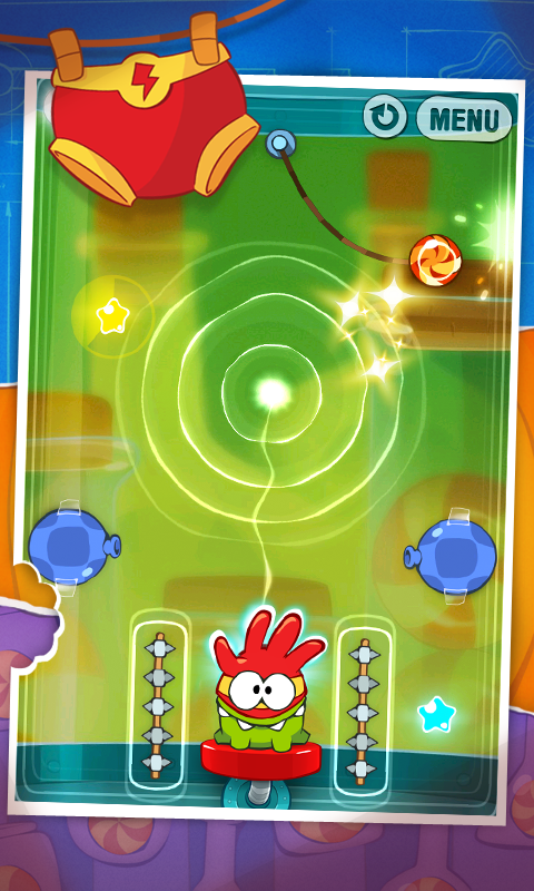 Cut the Rope: Experiments HD Screenshot 11