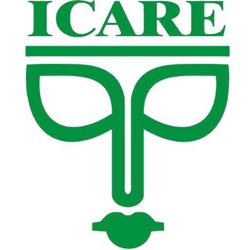 ICARE VISION TEST LOGO-APP點子