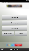 Screenshot of Sports Trivia: Racing