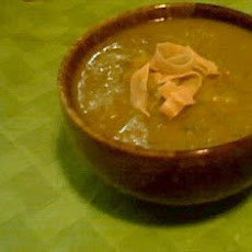 Homey Split Pea Soup