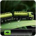 Green Leaf GO Locker Theme icon