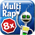 Multiplication Rap 8x icon