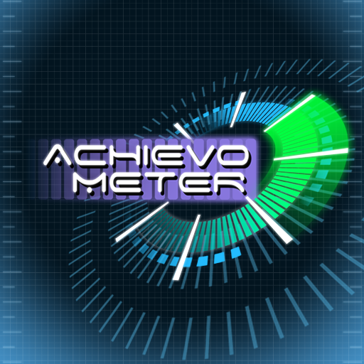 Achievometer LOGO-APP點子