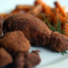 Cocoa Fried Chicken