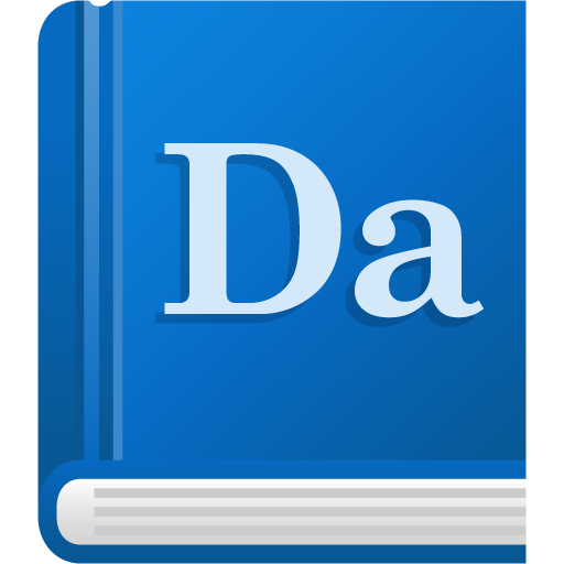 Da Dictionary English LOGO-APP點子