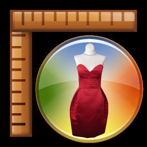 服装尺寸转换 購物 App LOGO-硬是要APP