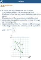 Screenshot of GCSE Maths Geometry Revision L