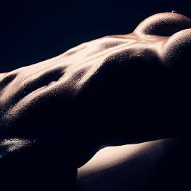 Bodyscape Torso by Jordan Morgans - Nudes & Boudoir Artistic Nude ( nude, boudoir, naked, bodyscape, nudes )