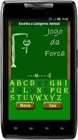 Screenshot of DFI Jogo da Forca Clássico