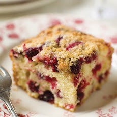 Cranberry Buckle Recipe