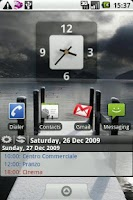 Screenshot of Laik Agenda Widget Donate