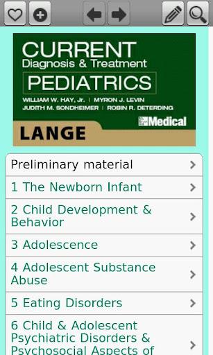 CURRENT D T Pediatrics 20 Ed