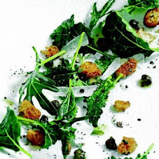 Richard Blais's Smoked Caesar Salad