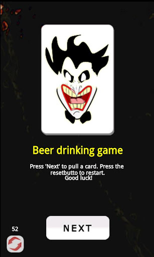 Beer Drinking Game