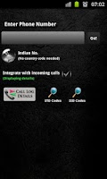 Screenshot of Call Detailer India