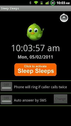 Sleep Sleeps