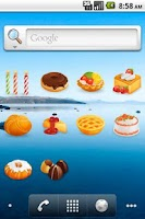 Screenshot of andeco * sweets