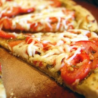 Green Pesto Pizza Recipes