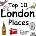 Top 10 London places to visit icon